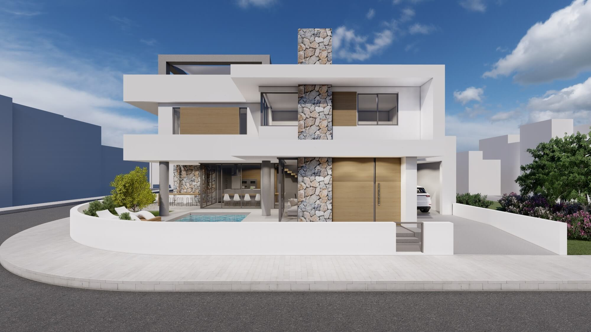 Private-residence-in-Ormidia-design-by-architect-Cyprus