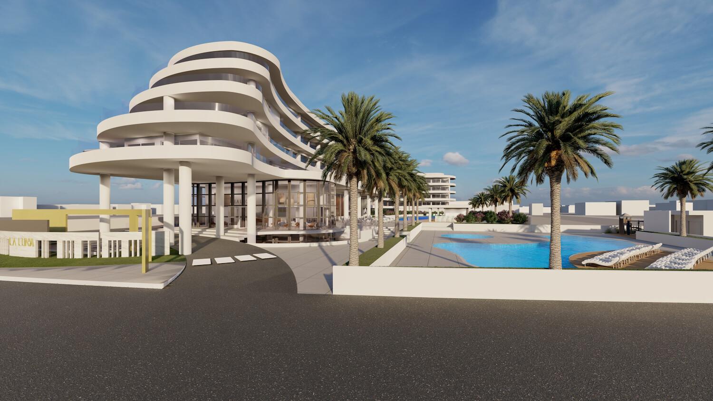La Luna hotel visualization