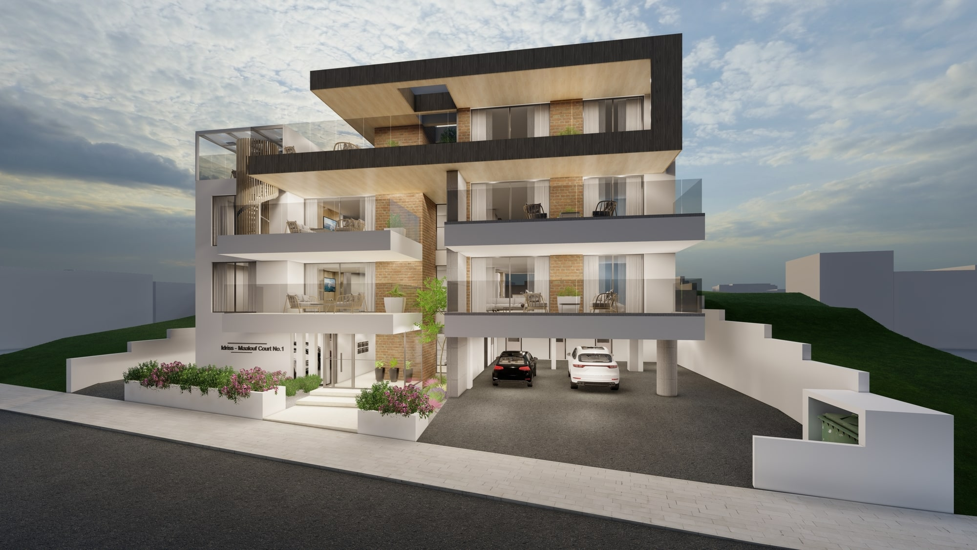 luxury apartments in limassol